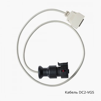 Self-test cable adaptor for VEI V6